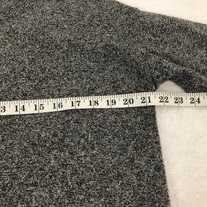 GAP Sweaters - Gap marled wide sleeve knit Merino Wool sweater L